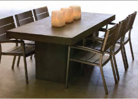 Raphael Stone Dining Table