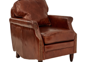 Decorous Leather Chair (Contributions Greatly Appreciated)