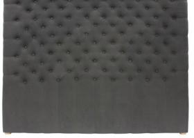 Linen Buttoned Bedhead