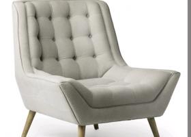 Moe Club Chair – Beige